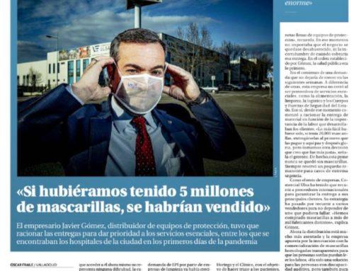 """""""Un año de estado de alarma"""" El día de Valladolid"""