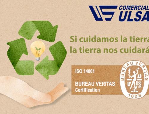 Concienciados con el Medioambiente – ISO 14001